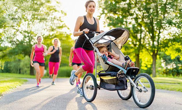 AHORA NO HAY EXCUSAS, os presentamos  Baby Suite Fitness